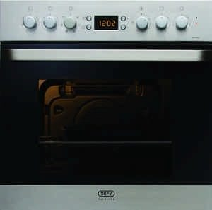 Slimline Multifunction Undercounter Oven
