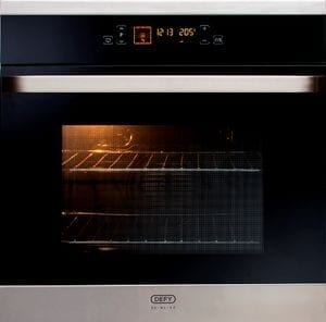 Slimline Multifunction Eye-Level Oven - Full Touch Control